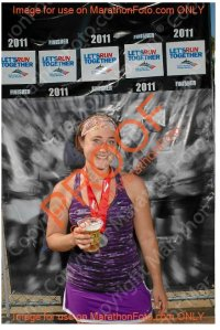 Post marathon 2011
