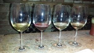 4x dessert wines